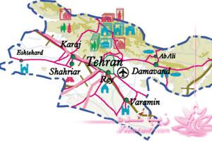 تهران، استان، سوغات