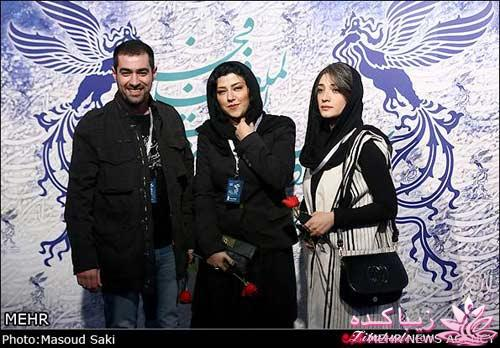 عکس هایی از مراسم افتتاحیه سی و دومین جشنواره فیلم فجر - زیباکده