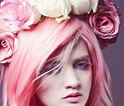 آموزش ترکیب رنگ مو