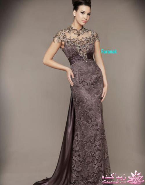مدل لباس مجلسی مدل لباس مجلسی بسیار شیک و باکلاس 2015