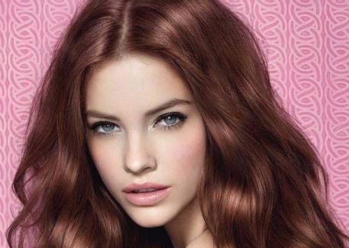 عکس رنگ مو ومش