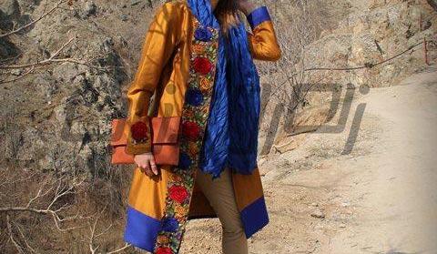 مدل مانتو بهاره   مدل مانتو بهار 93