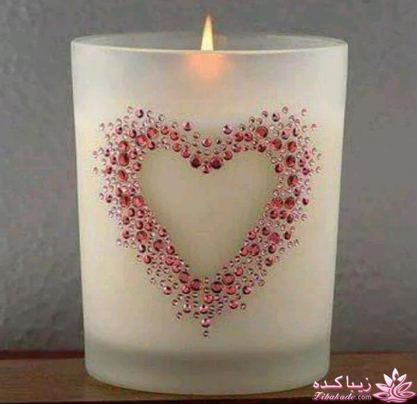 عکس آموزش شمع سازی