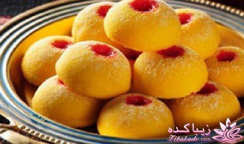 پخت شیرینی های خوشمزه عید نوروز 94 (سری دوم)