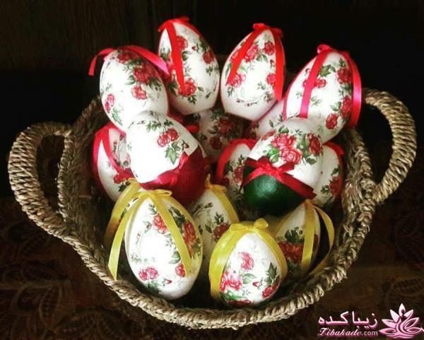 تزیین حروف انگلیسی امسال تخم مرغ های عید را جور دیگر تزیین کنیم #تزيين_تخم ...