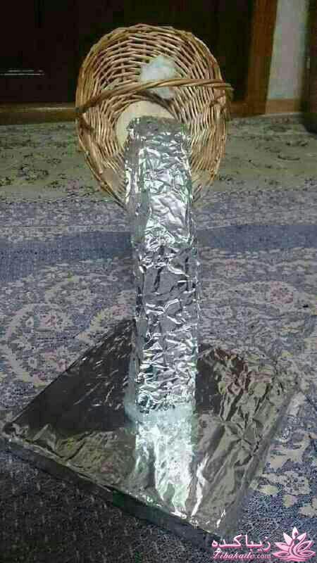 سبزه عید با بذر سیاه دانه سبزه عید را خودتان سبز کنید ! سبزه_با_کنجد_سیاه درست شده ...