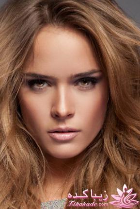 مدل مانتو باز کنفی رنگ مو، آموزش ترکیب رنگ مو یکدست کردن رنگ مو صفحه 970 ...