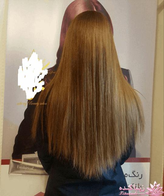 هایلایت نه ای دودیروی مو مشکی رنگ مو، آموزش ترکیب رنگ مو رنگ مو مشکی elen: - زیباکده