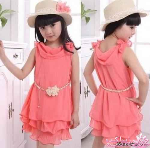 مدل بلوز با پارچه تترون آموزش خیاطی لباس کودک سهام: سلام آهو جان صفحه 78 - زیباکده