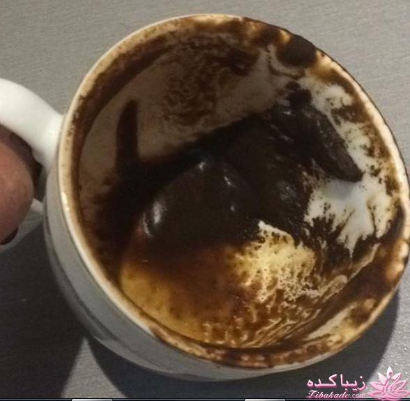 معانی فال قهوه زیباکده